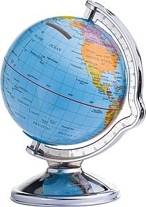EARTH Pokladnička ve tvaru glóbusu