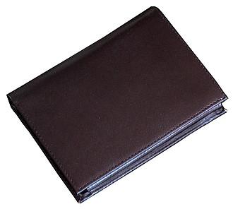 YEN kožená pánská peněženka, hnědá