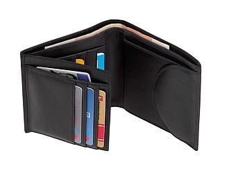 Pánská peněženka, černá
