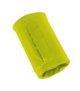 Peněženka na zápěstí, světle zelená