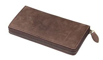 BADERA Dámská kožená peněženka