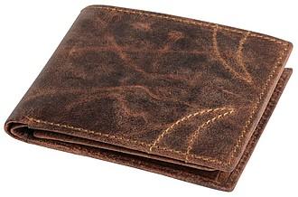 MADLA Kožená peněženka – reklamní peněženka s potiskem