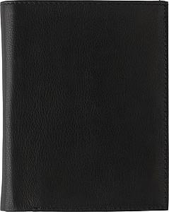 Kožená peněženka s RFID ochranou