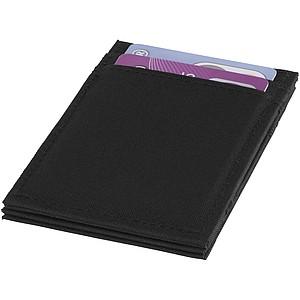 Peněženka RFID, černá