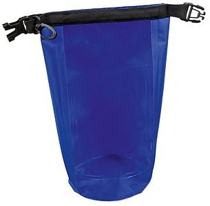 HARBOR Voděodolná taštička, objem 2,5l, modrá