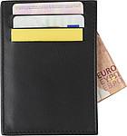 Kožený obal s RFID ochranou na kreditní karty