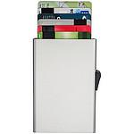 Hliníkový obal na 12 platebních karet s RFID ochranou