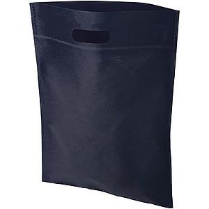 Netkaná taška, námořní modrá