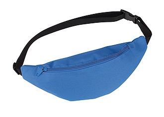 Ledvinka s černým páskem, modrá