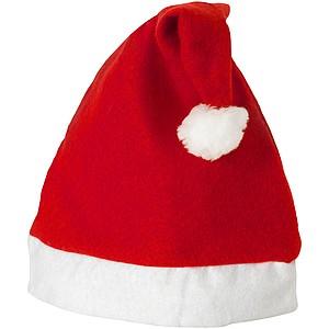 Čepice Santa Clause, červená