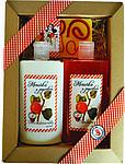 MIKULÁŠSKÁ NADÍLKA Vánoční dárková kosmetika s výtažkem meruňky