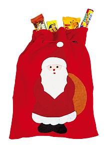 RUDY Vánoční stahovací taška na dárky