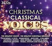 Vánoční kolekce CD Christmas Classical Voices, různí interpreti