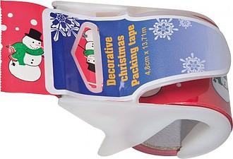 LEPINO Lepící páska s vánočním motivem