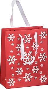 Vánoční taška malá, 18x8x23cm