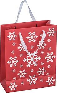 Vánoční taška velká, 25,9*12*32cm