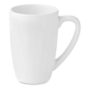 Keramický hrnek na čaj, bílý