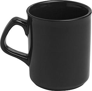 KILIAN Porcelánový hrnek, 250ml, černý