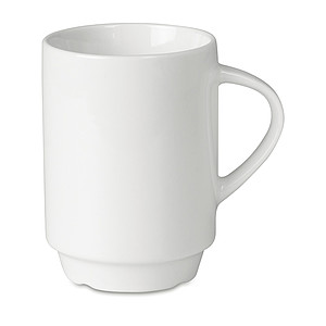 200 ml porcelánový hrnek, bílá