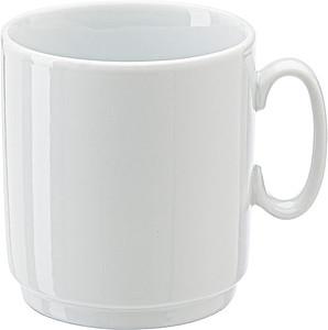 Porcelánový hrnek o objemu 260 ml - reklamní hrnky