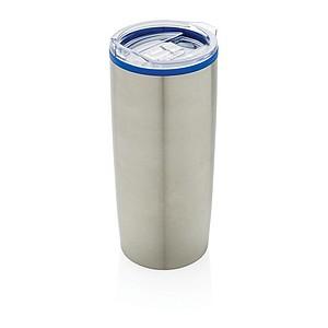 TENGO Moderní termohrnek s dvojitou stěnou, modrá