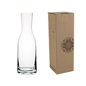 VS PAPAROA karafa na vodu 1,2 l, sklo - reklamní hrnky