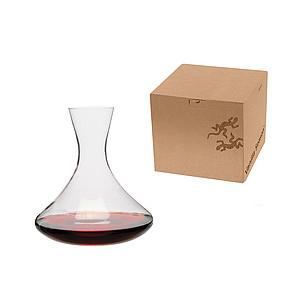 VS AKAROA Skleněná karafa na víno, 1,5 l - reklamní hrnky