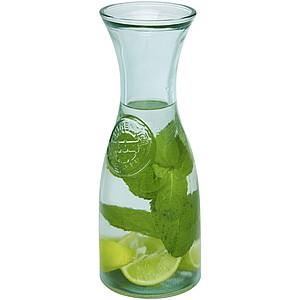 Karafa z recyklovaného skla, objem 800 ml