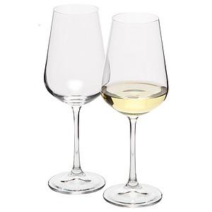 VS MORETON 2 Sada 2ks sklenic na bílé víno, 250 ml