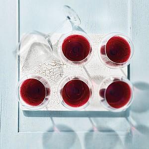 VS WANAKA 6 Sada 6ks sklenic na červené víno, 570 ml