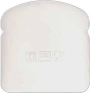 Lunchbox ve tvaru sendviče, bílý