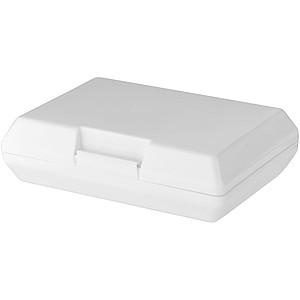 Svačinová krabička, bílá