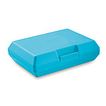 RABAN Jednoduchý obědový box, modrý