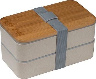 Poschoďová obědová krabice
