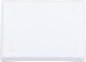 ALAMOSA Plastová krabička na obědy, bílá