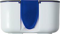 FILKA Krabička na oběd s kapacitou 850ml, bílo šedo modrá