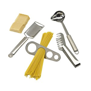 PASTA sada na přípravu špaget, 4 ks