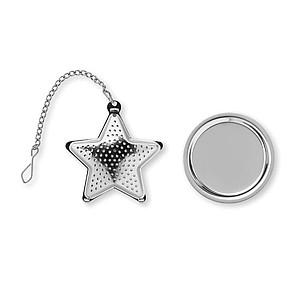 Sítko na čaj ve tvaru hvězdičky