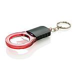 Otvírák na láhve s LED světlem, červená