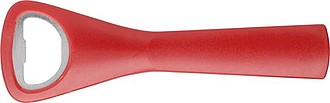 GRENAN Plastový otvírák, červený