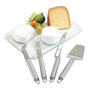 NARDEN Sada nožů na sýr v dárkovém balení