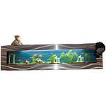 Panoramatické akvárium