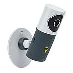 Wi-fi kamera s mikrofonem a reproduktorem, bílá
