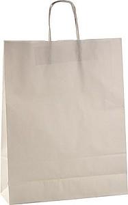 ERNA 32 Papírová taška 32x13x42,5 cm, bílá