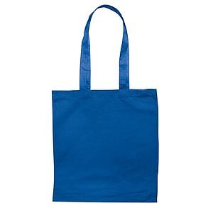 Bavlněná nákupní taška, královská modrá