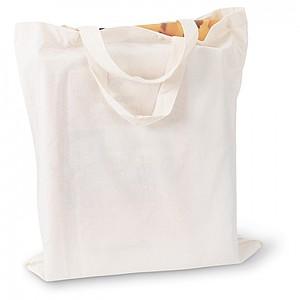 Nákupní taška bavlněná s krátkýma ušima