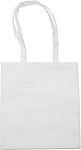 ALBÍNA Nákupní taška, bílá