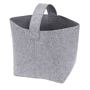 Plstěná taška vhodná jak na nákupy tak i na dřevo