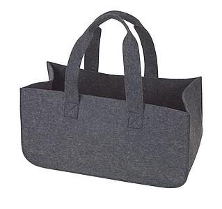 Široká plstěná taška