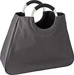 OXFORD ROUND Nákupní taška ze tkaného materiálu typu Oxford